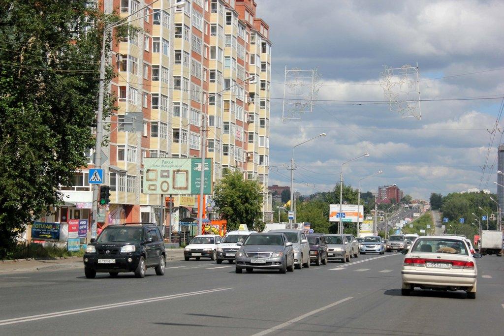 пр. Комсомольский, 37в - ул. Алтайская