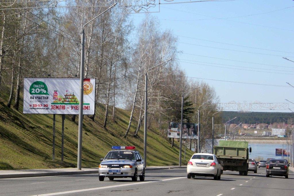 ул. Нахимова - подъем 1