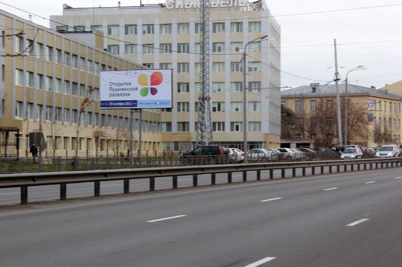 ул. Пушкина, 46 (Сибкабель)