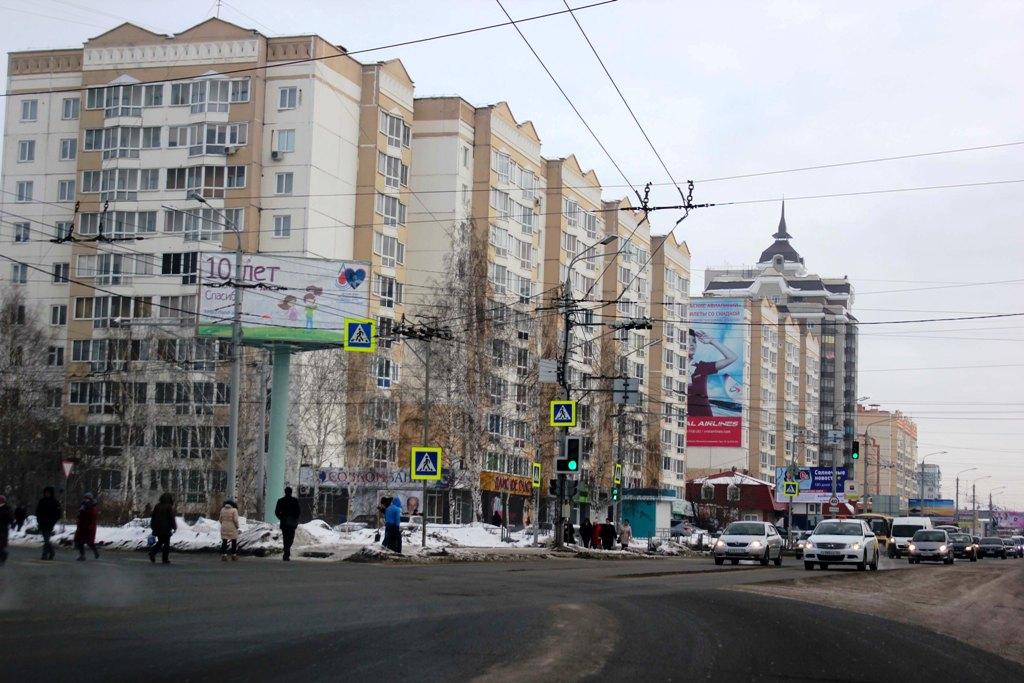 ул. 1-я Рабочая - Иркутский тракт