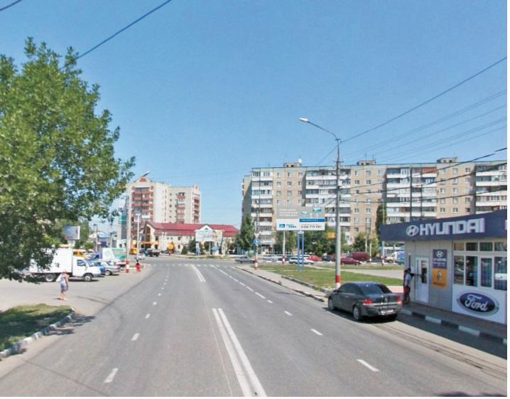 ул. Тельмана - ул. Маяковского