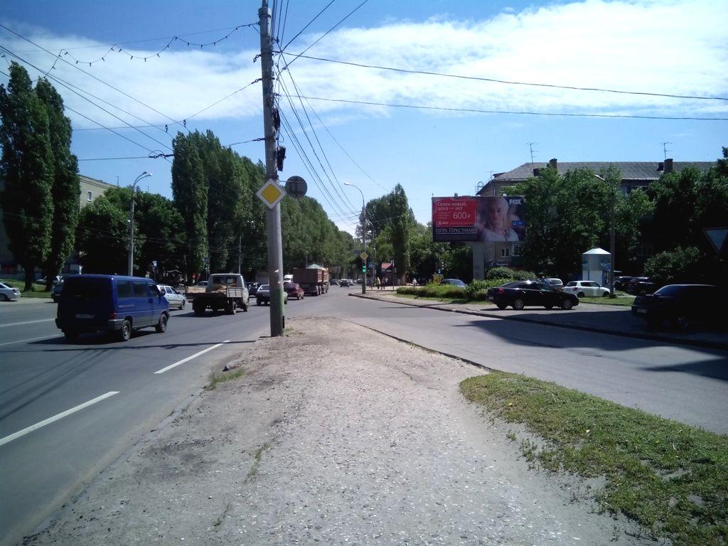 ул. Луначарского, 46 - ул.Толстого