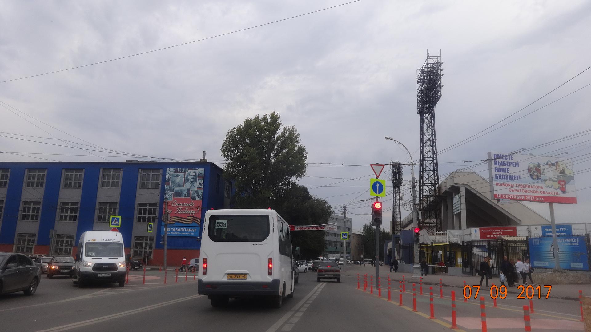 ул. Аткарская, 29 - ул. Б. Казачья