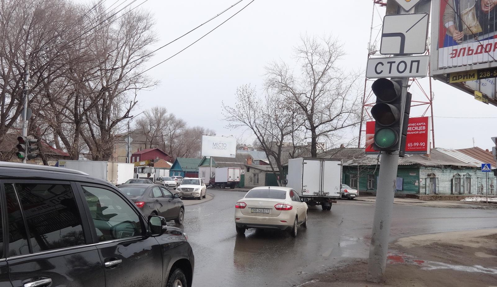 ул. Соколовая, 333А - ул. Университетская.