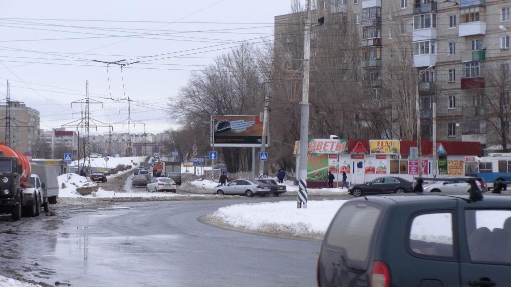 ул. им.Тархова, 6 - пр. Строителей