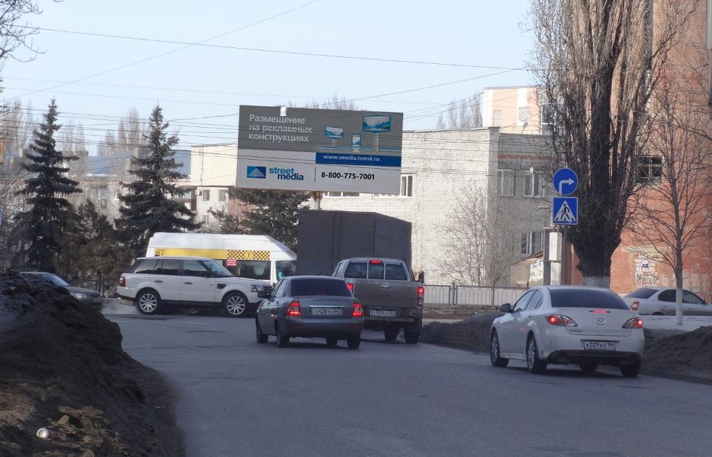 Ул. Высокая, 12А - ул. Планерная (сквер).