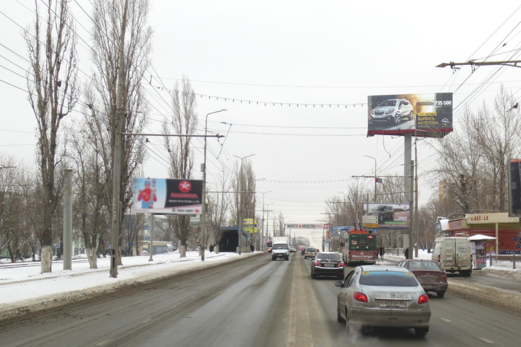 пр-т 50 лет Октября, 69А - ул. Вишневая