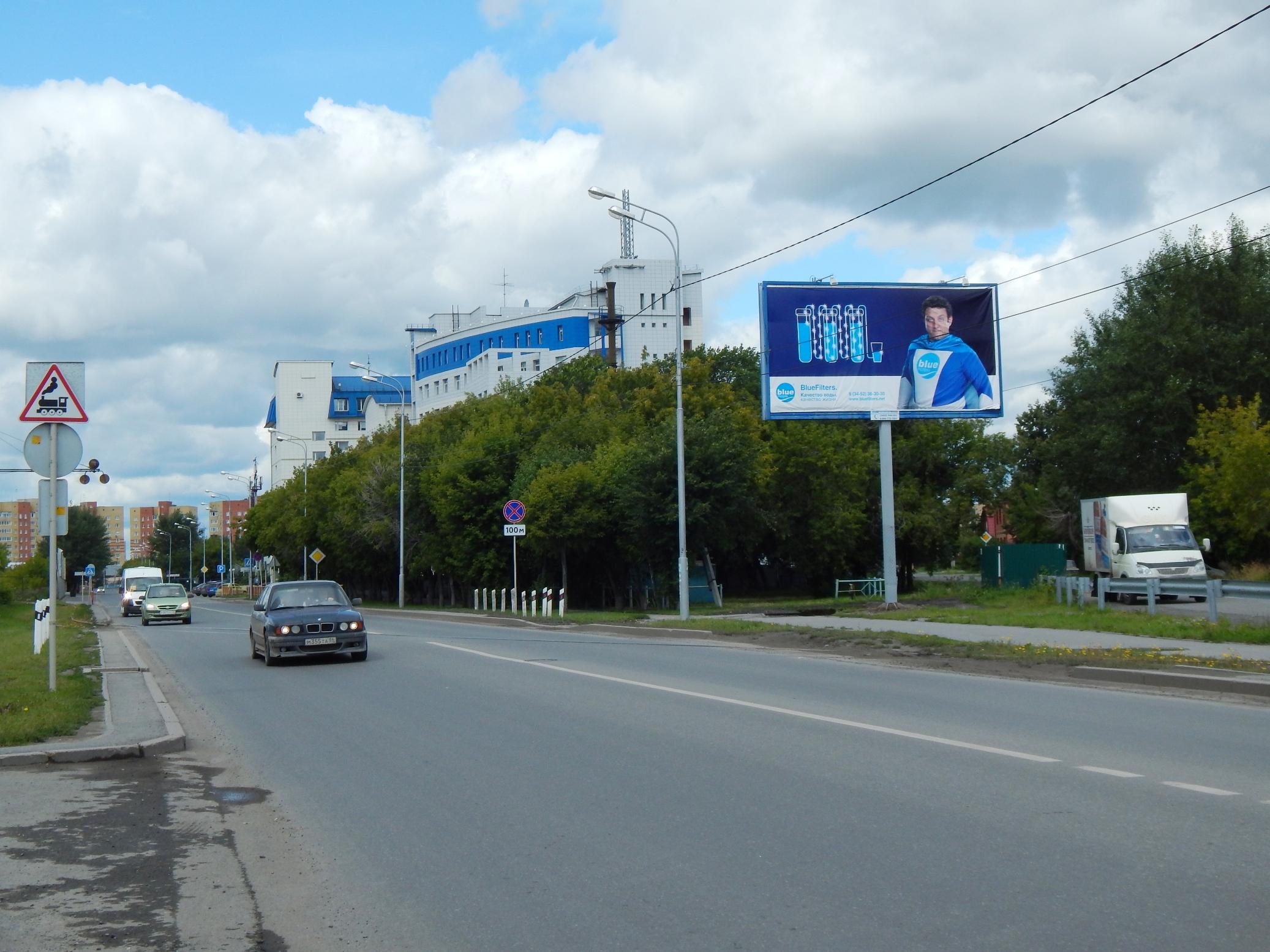 Товарное шоссе – ул. Гвардейская, 65 (движения от пер. Вагонный)