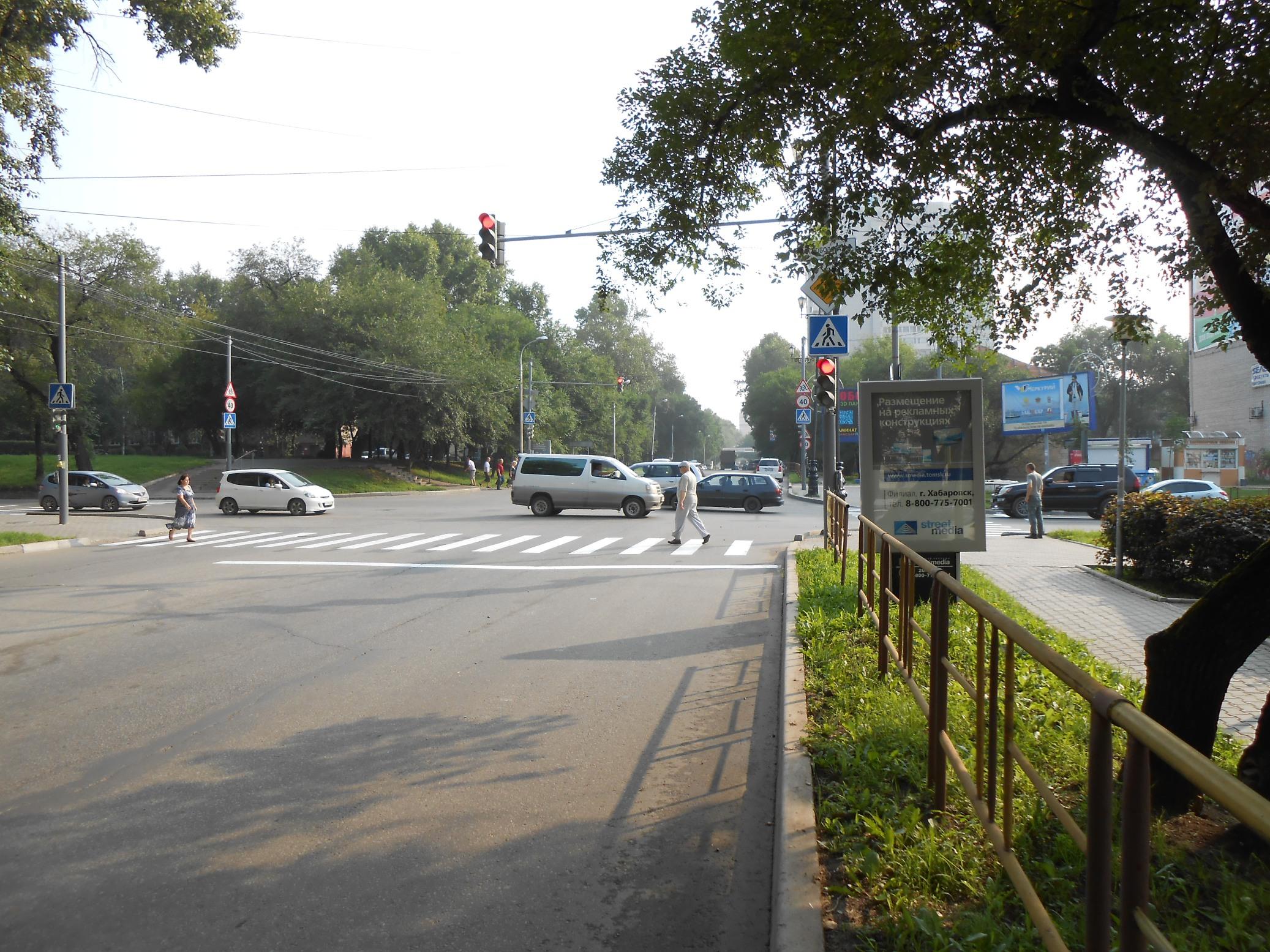 ул. Слободская, 27 - ул. Гамарника