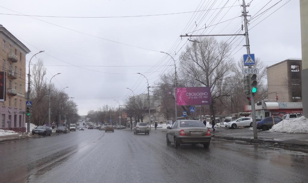 ул. им.Орджоникидзе Г.К. - пр.Киевский, 2А