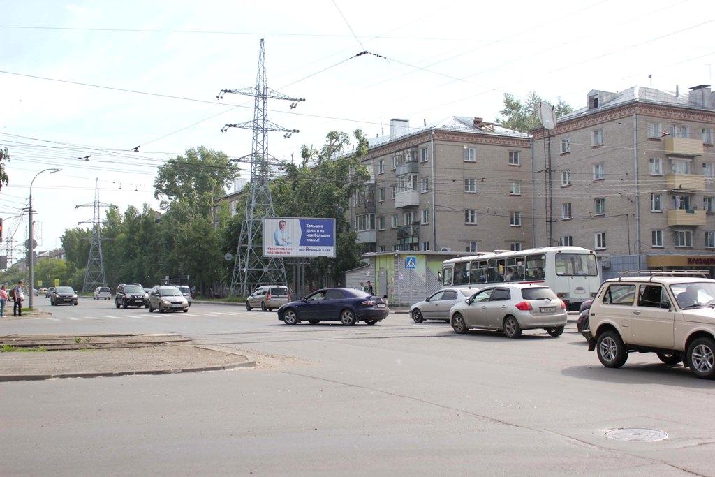 ул. Елизаровых, 43 - пр.Кирова (Томск 1) (призматрон)