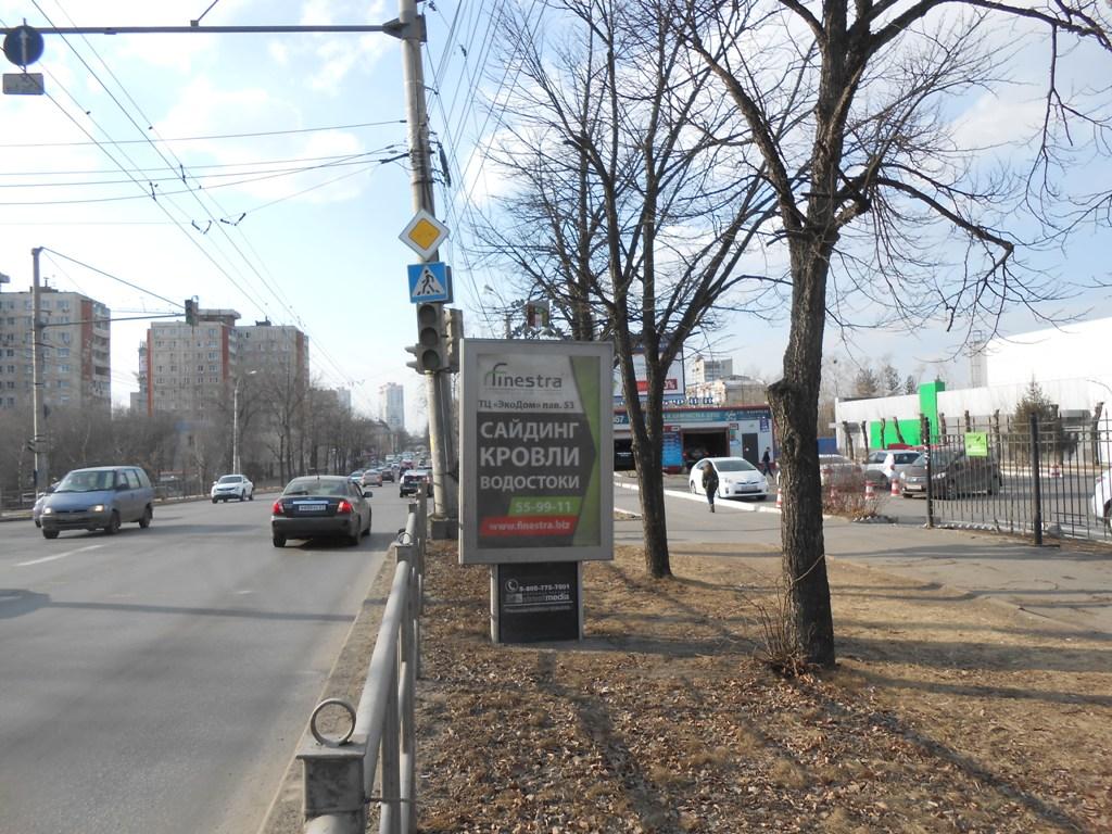 ул. Ленинградская - пер. Студенческий