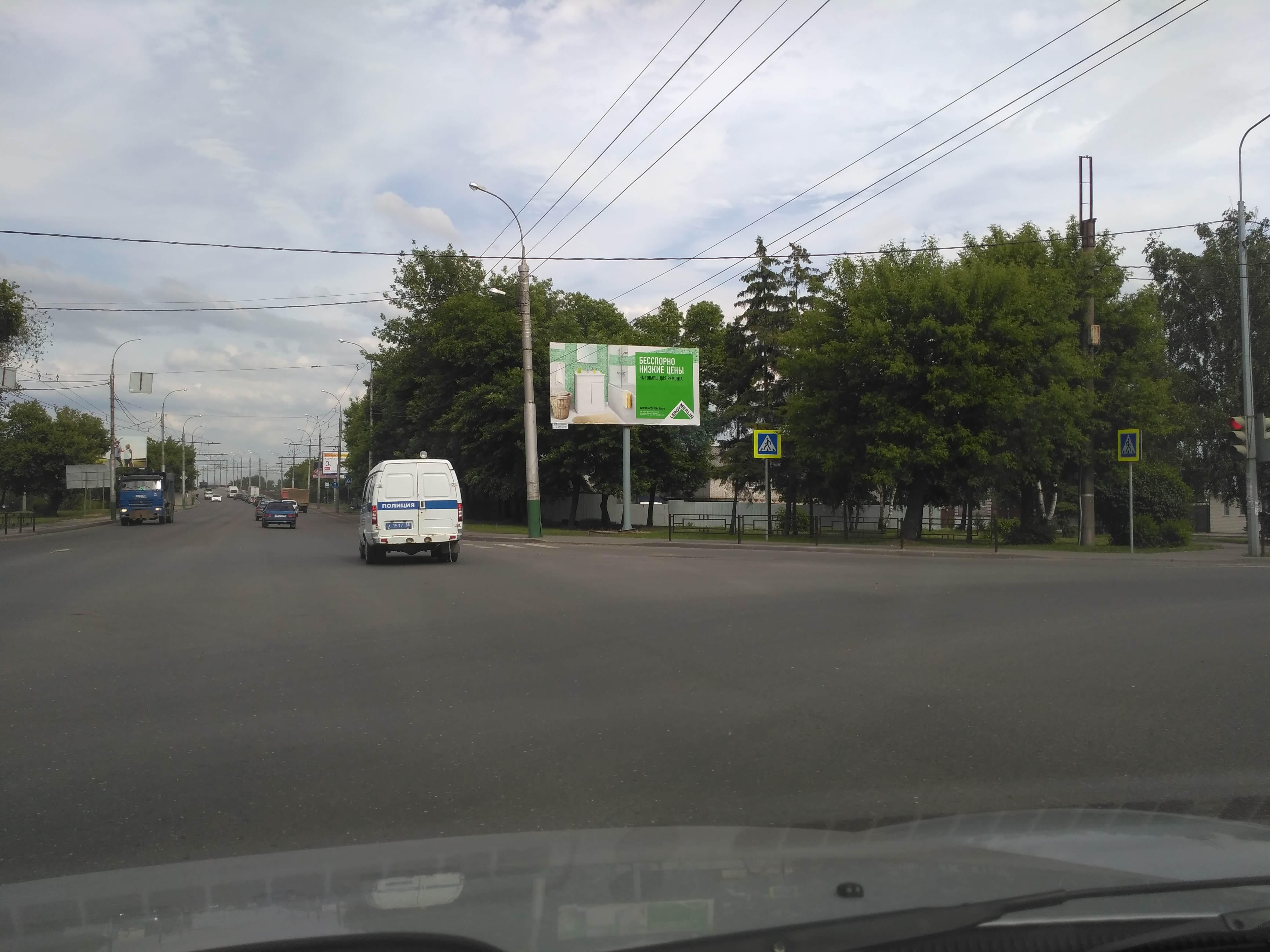 ул. Луначарского (р-н д.6 по ул.Сурская)
