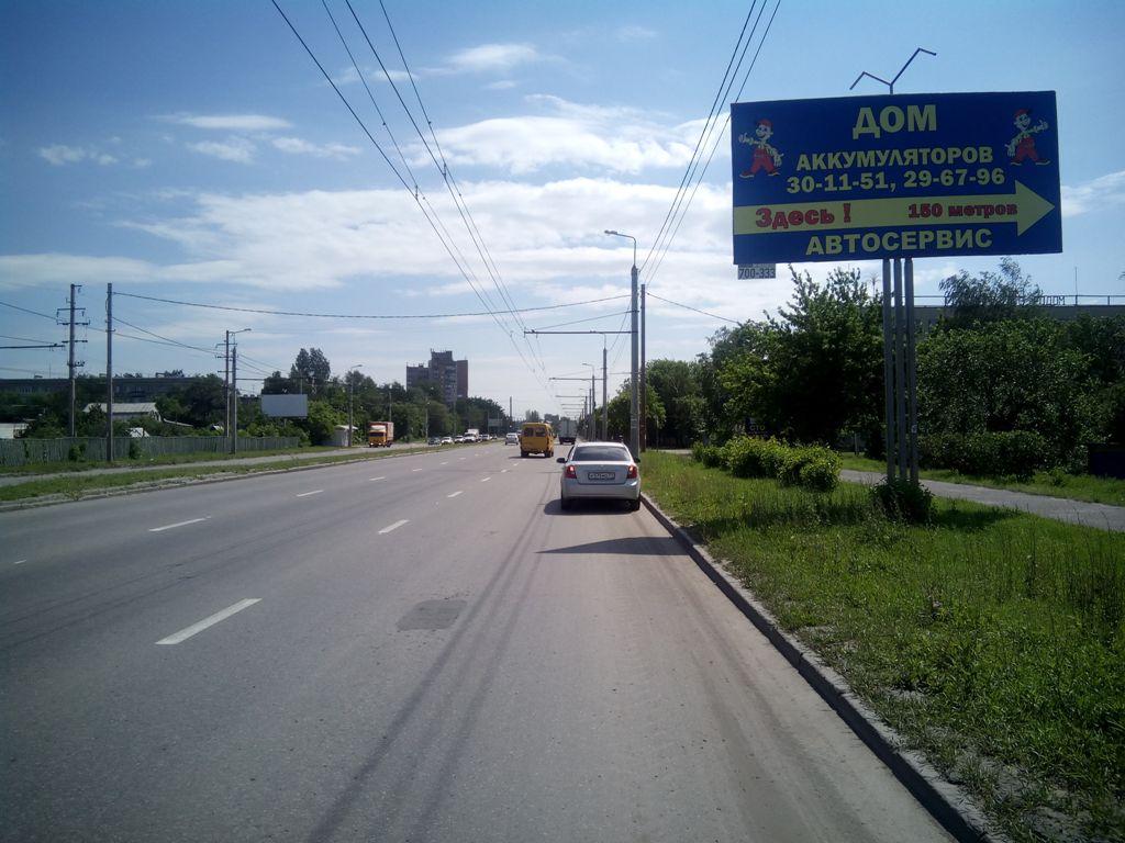 ул. Чаадаева, поворот на ул. Складская (район д. 13 по 3-му проезду Чаадаева)