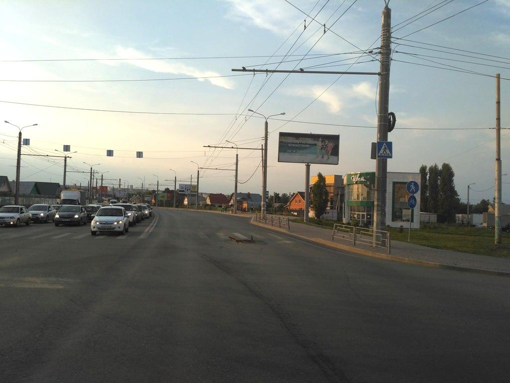 ул. Терновского, 158 в - Петровская