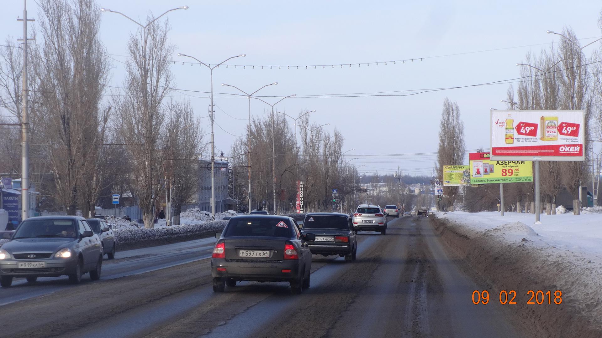 пр-т Строителей, 56 -  ул.Чемодурова (разделительная полоса)