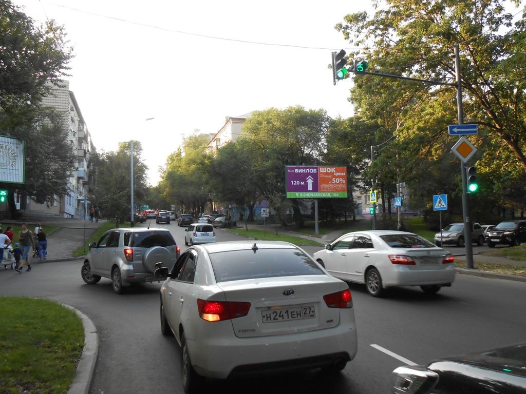 б-р Амурский - ул. Волочаевская, 178в