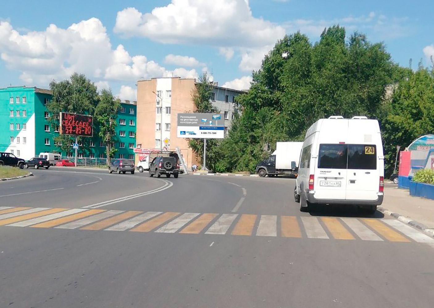 пр. Селекционный, 8 - ул. им. Академика Навашина